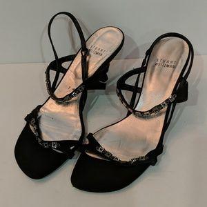 Stuart Weitzman Black Heels Size 7